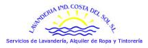 Lavandería Costa del Sol